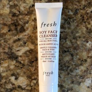 Other - 5 for $25 Fresh Soy face cleanser